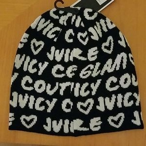 NWT Juicy Couture Beanie